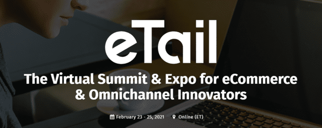 eTail Virtual Summit 2021