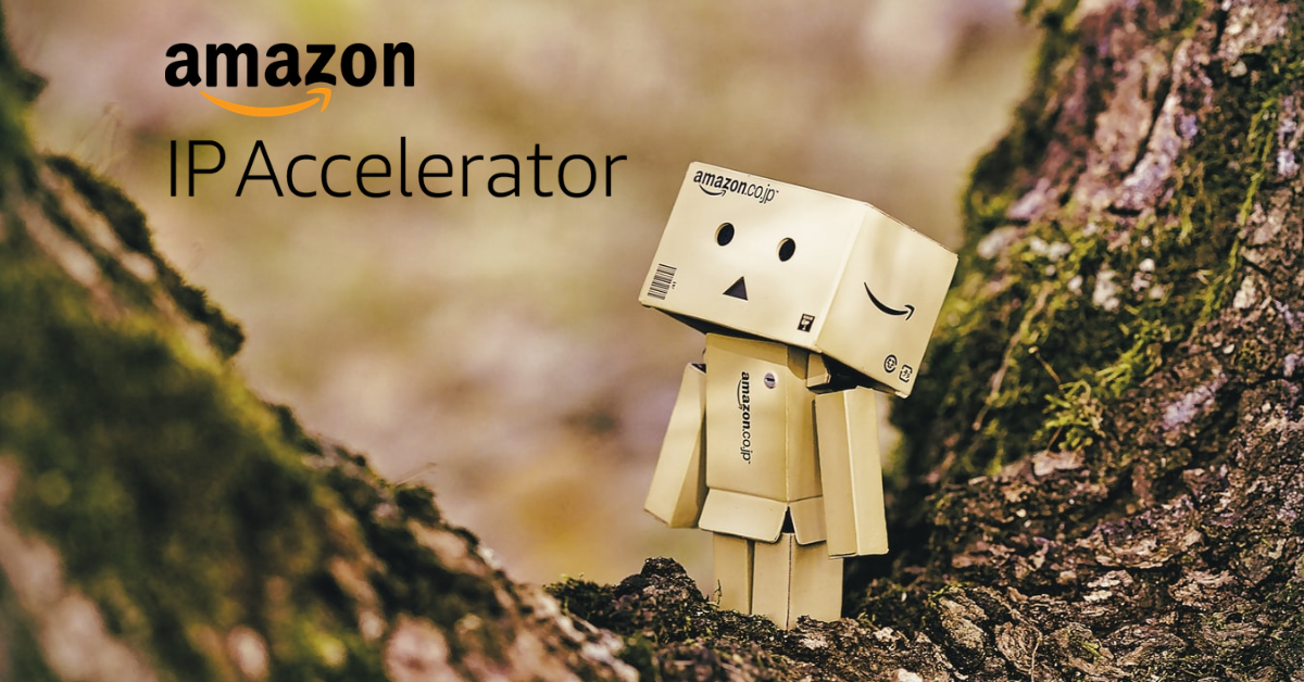 amazon ip accelerator program featured Page.One